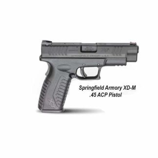 Springfield Armory XD-M .45 ACP Pistol, XDM94545BHCE XDM94545BE in Stock, For Sale,
