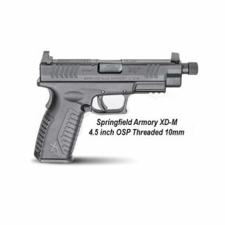 Springfield Armory XD-M 4.5 inch OSP Threaded 10mm, XDMT94510BHCOSP,in Stock, For Sale