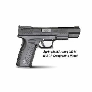 Springfield Armory XD-M .45 ACP Competition Pistol, XDM952545BHCE, XDM952545BE, in Stock, For Sale