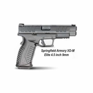 Springfield Armory XD-M Elite 4.5 inch 9mm, XDME9459BHC, in Stock, For Sale