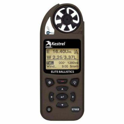 Kestrel 5700, Kestrel 5700X, Kestrel 5700X Weather Meter With Applied Ballistics And LiNK, For Sale, in Stock,