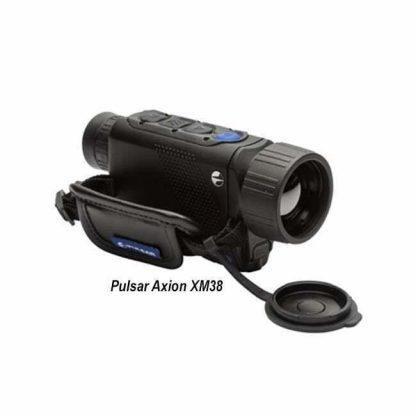 Pulsar Axion XM38