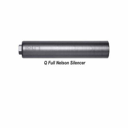Q Full Nelson Silencer, Q FULL NELSON, 866955000386, in Stock, For Sale
