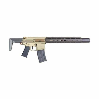 Q Honey Badger, SD, With Silencer, HB-300BLK-7IN-HBSIL, 866955000362, For Sale, in Stock