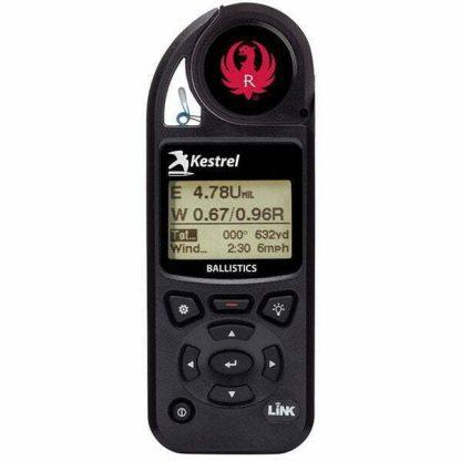 Kestrel 5700, Ruger Kestrel 5700 Ballistics Weather Meter with LiNK, in Stock, For Sale, 0857BLBLK-RUG