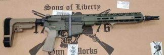 SOLGW M4-76 Special Edition Sage Dynamic Pistol, in Stock, on Sale
