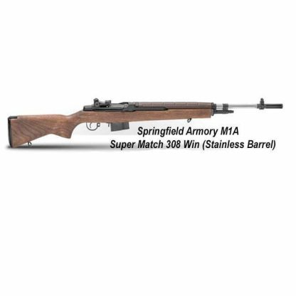 Springfield Armory M1A Super Match 308 Win, Stainless Barrel, SA980, SA9802CA, in Stock, For Sale