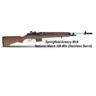 Springfield Armory M1A National Match 308 Win, Stainless Barrel, NA9802, NA9802CA, in Stock, For Sale