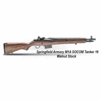 Springfield Armory M1A SOCOM Tanker 16, Walnut Stock, AA9622, in Stock, For Sale