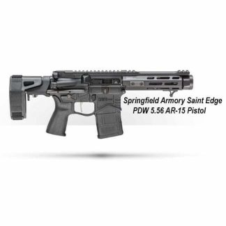 Springfield Armory Saint Edge PDW 5.56 AR-15 Pistol, STE955556B, STE955556BLC , in Stock, For Sale