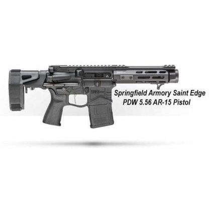 Springfield Armory Saint Edge PDW 5.56 AR-15 Pistol, STE955556B, STE955556BLC , in Stock, For Sale