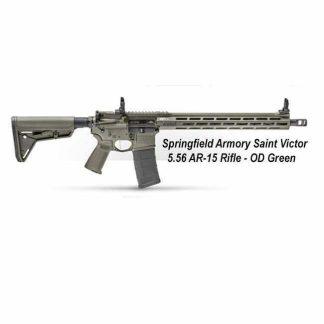 Springfield Armory Saint Victor 5.56 AR-15 Rifle - OD Green, STV916556G, STV916556GLC, in Stock, For Sale