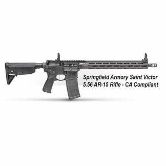 Springfield Armory Saint Victor 5.56 AR-15 Rifle - CA Compliant, STV916556BCA, in Stock, For Sale