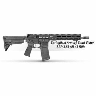 Springfield Armory Saint Victor SBR 5.56 AR-15 Rifle, STV9115556B, in Stock, For Sale