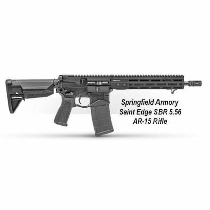 Springfield Armory Saint Edge SBR 5.56 AR-15 Rifle, STE91165556B, in Stock, For Sale