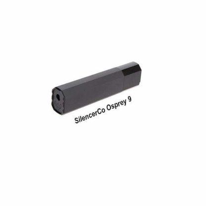 SilencerCo Osprey, SilencerCo Osprey 9, SU17, 817272010084, in Stock, For Sale