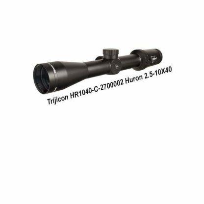 Trijicon Huron 2.5-10X40, HR1040-C-2700002, 719307402911, in Stock, For Sale