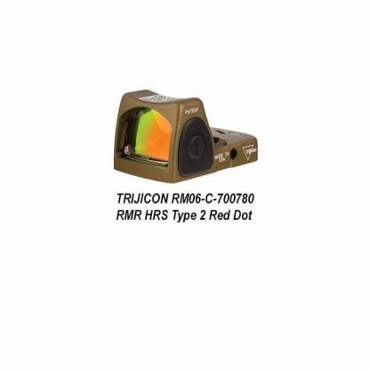 TRIJICON RMR HRS Type 2, RM06-C-700780, 719307615922, in Stock, For Sale