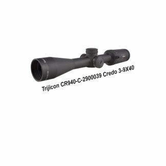 Trijicon Credo 3-9X40, CR940-C-2900039, 719307403130, in Stock, For Sale