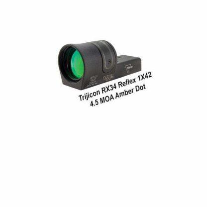 Trijicon Reflex 1X42, RX34, 719307606173, in Stock, For Sale