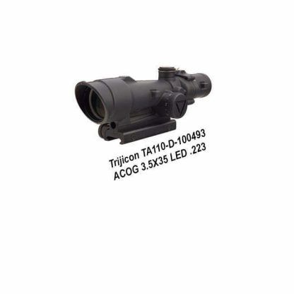 Trijicon ACOG 3.5X35 LED, TA110-D-100493, 719307320970, in Stock, For Sale