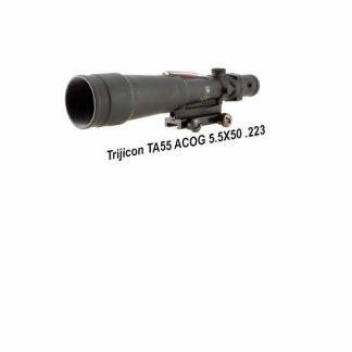 Trijicon ACOG 5.5X50, TA55, 719307302020, in Stock, For Sale
