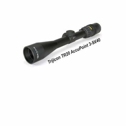 Trijicon AccuPoint 3-9X40, TR20, 19307400412, in Stock, For Sale