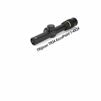 Trijicon AccuPoint 1-4X24, TR24, 719307400375, in Stock, For Sale