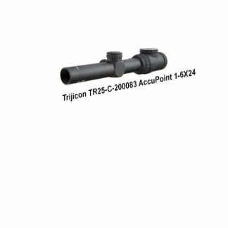 Trijicon AccuPoint 1-6X24, TR25-C-200083,