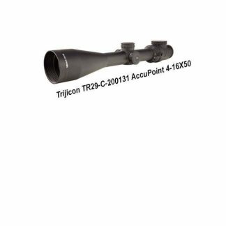 Trijicon AccuPoint 4-16X50, TR29-C-200131, 719307403727, in Stock, For Sale
