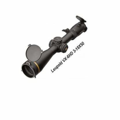 Leupold VX-6HD 3-18X50, in Stock, For Sale
