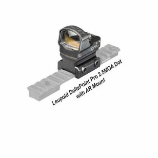 Leupold DeltaPoint Pro 2.5 MOA with AR Mount, 177156, 030317022310, in Stock, For Sale