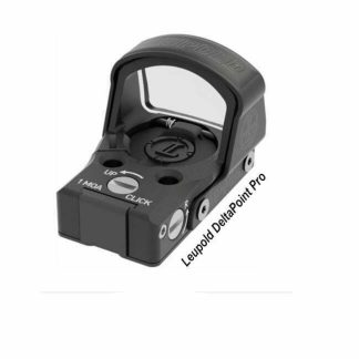 Leupold DeltaPoint Pro, Black, 119688, 030317005856, in Stock, For Sale