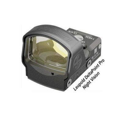 Leupold DeltaPoint Pro Night Vision, Black, 179585, 030317026301, in Stock, For Sale