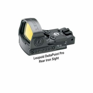 DeltaPoint Pro Rear Iron Sight, 120058, 030317006280, in Stock, For Sale