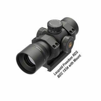 Leupold Freedom RDS BDC 1X34 with Mount, 180093,