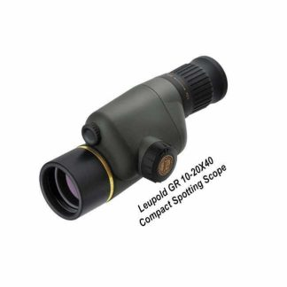 Leupold GR 10-20X40 Compact Spotting Scope, 120374, 030317006792, in Stock, For Sale