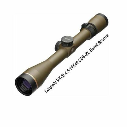 Leupold VX-3i 4.5-14X40 CDS-ZL Burnt Bronze, 177864, 030317023690, in Stock, For Sale
