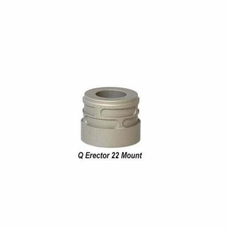 Q Erector 22 Mount, MOUNT-1/2-28-ER-22, 850000857117, in Stock, For Sale