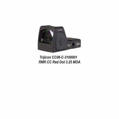 Trijicon RMR CC Red Dot, CC06-C-3100001, in Stock, For Sale