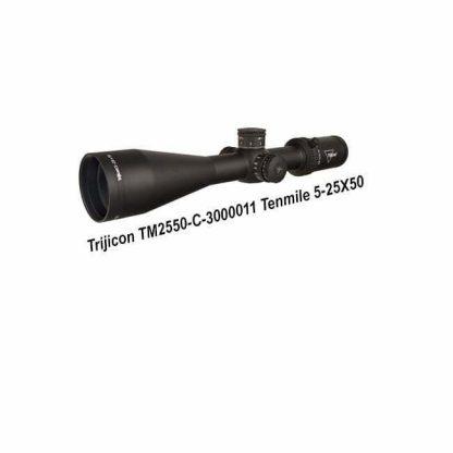 Trijicon Tenmile Long Range Riflescope, 5-25X50, TM2550-C-3000011, 719307403499, in Stock, For Sale