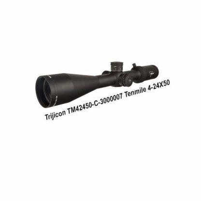 Trijicon Tenmile Long Range Riflescope 4-24X50, TM42450-C-3000007, 719307403437, in Stock, For Sale
