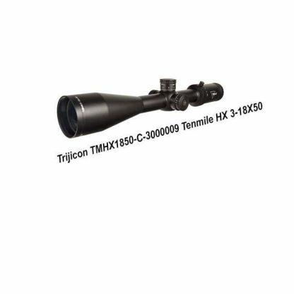 Trijicon Tenmile HX 3-18X50, TMHX1850-C-3000009, 719307402550, in Stock, For Sale