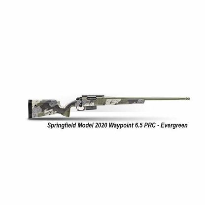 Springfield Model 2020 Waypoint 6.5 PRC, Springfield Waypoint 6.5 PRC Rifle, Springfield Waypoint Rifle 6.5 PRC, in Stock, For Sale