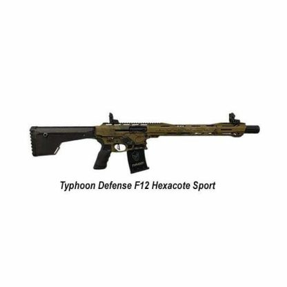 Typhoon Defense F12 Hexacote Sport Shotgun, F121501S, 713012050429in Stock, For Sale