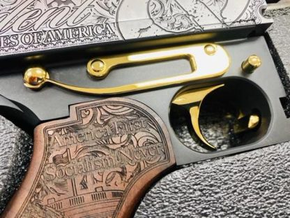 "Auto-Ordnance ""Hail To The Chief"" Thompson .45"