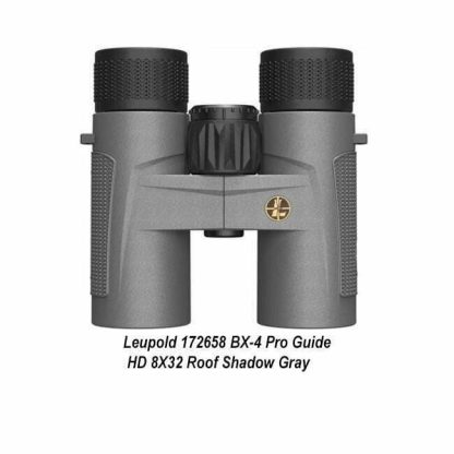 Leupold BX-4 Pro Guide HD 8X32 Binocular, Gray, 172658, 030317015183, in Stock, For Sale