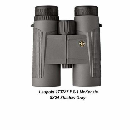 Leupold BX-1 McKenzie 8X42 Binocular, Shadow Gray, 173787, 030317017545, in Stock, For Sale