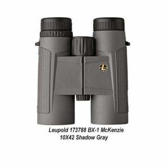 Leupold BX-1 McKenzie 10X42 Binocular, Shadow Gray, 173788, 030317017521, in Stock, For Sale