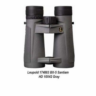 Leupold BX-5 Santiam HD 10X42 Binocular, 174483, 030317018313, in Stock, For Sale